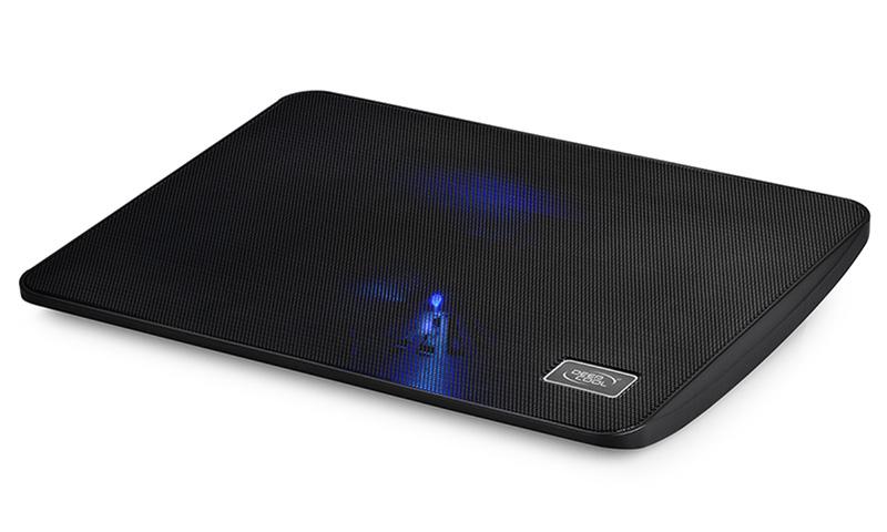 """Подставка для ноутбука Deepcool WIND PAL MINI (охлаждающая, 15.6"""")"""