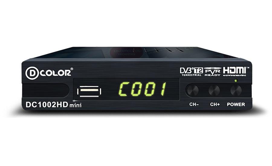 D-COLOR DC1002HD mini (приставка)