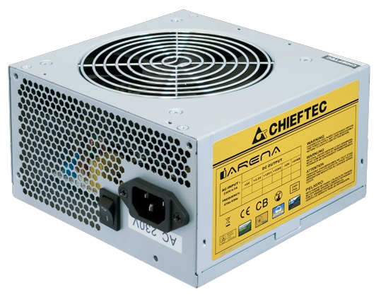 Блок питания Chieftec GPA-650S 650W