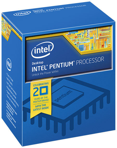Процессор Intel Pentium G3258 Haswell (3200MHz, LGA1150, L3 3072Kb, Retail)