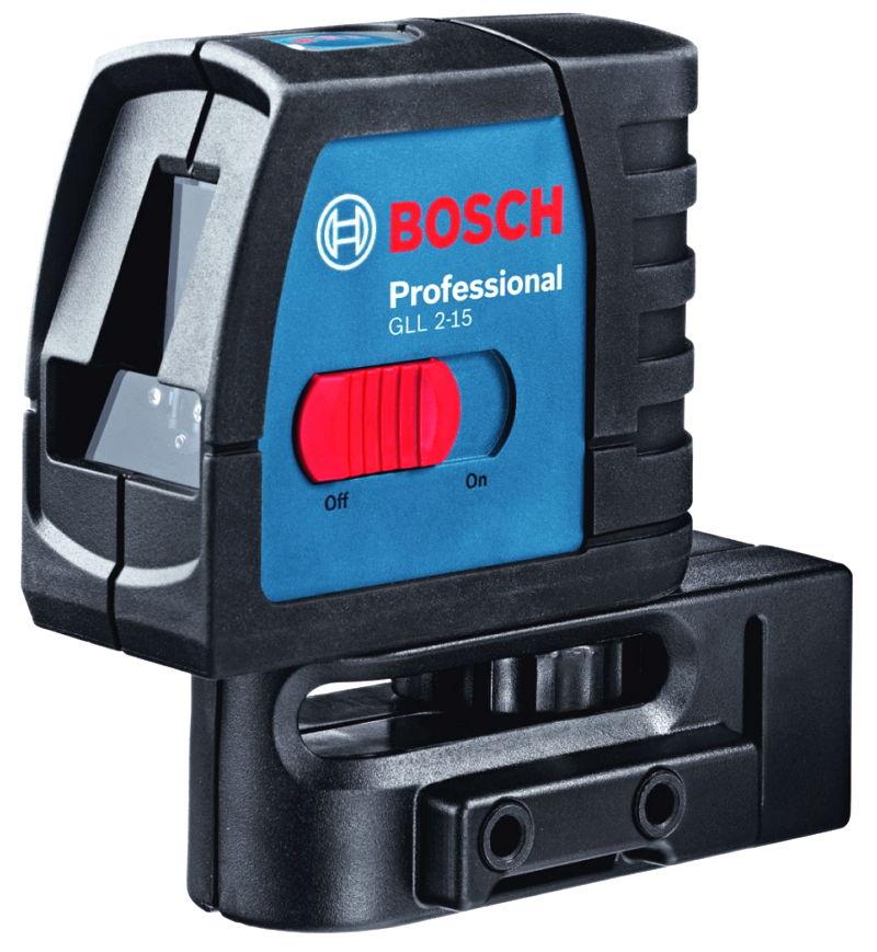 Нивелир Bosch GLL 2-15 Professional, лазерный [0601063701]