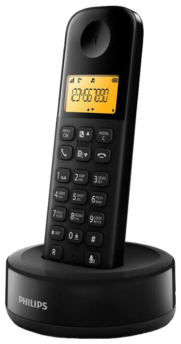 Радиотелефон Philips D 1301 D1301B/51