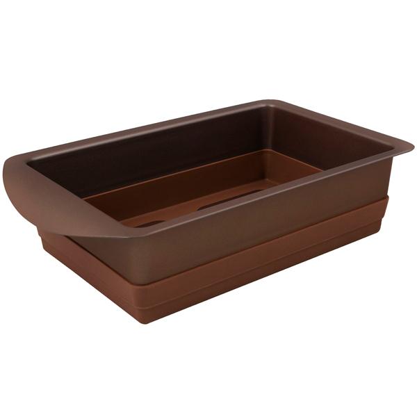 Форма для выпекания Rondell Mocco&Latte RDF-446 (металл)