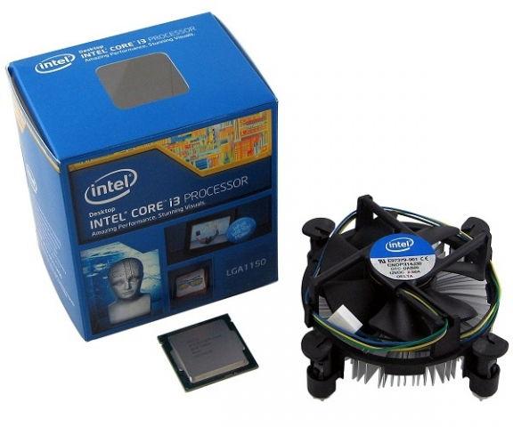Процессор Intel Core i3-4360 Haswell (3700MHz, LGA1150, L3 4096Kb, Retail)