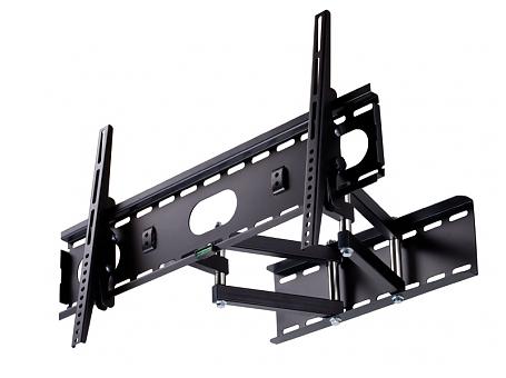 Кронштейн Rolsen RWM-240 (15-60'', до 75 кг, настенный, наклон + поворот)