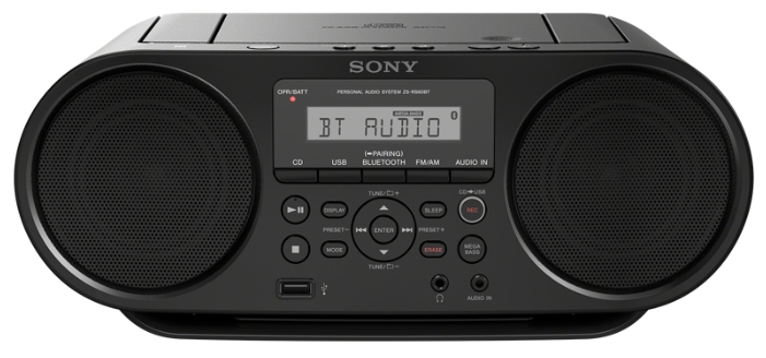 Магнитола SONY ZS-RS60BT с поддержкой Bluetooth ZS-RS60BT//C
