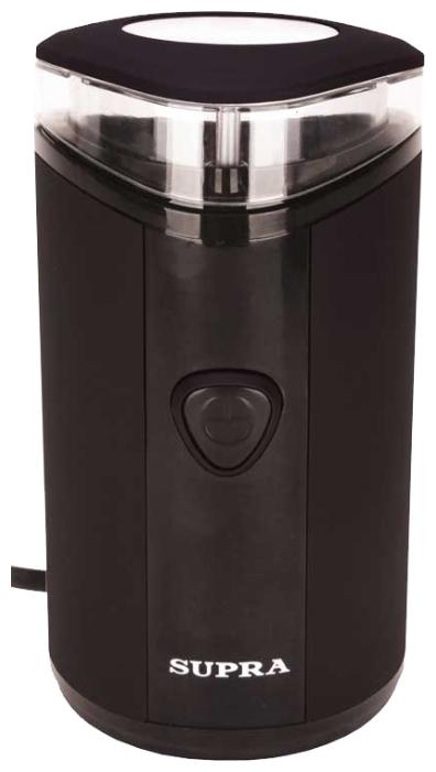 Кофемолка SUPRA CGS-310 черная CGS-310 Black