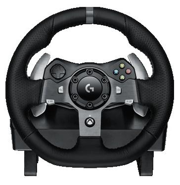 Игровое устройство Logitech G920 Driving Force 941-000123