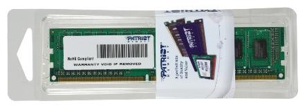 Модуль памяти Patriot-Memory Patriot Memory PSD38G16002