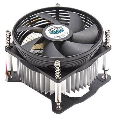 Кулер Cooler-Master COOLER MASTER DP6-9GDSB-0L-GP (для Socket 115x)