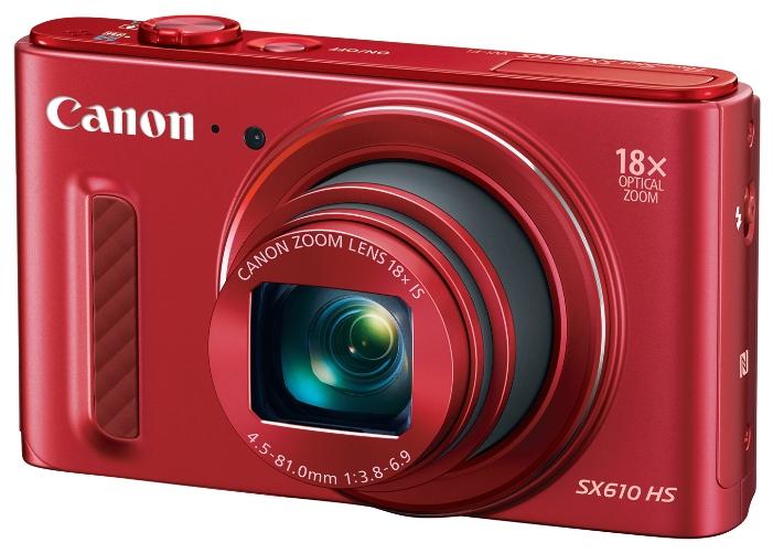 �������� ����������� Canon PowerShot SX610HS ������� 0113C002