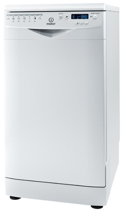 Посудомоечная машина Indesit DSR 57M19 A, белая DSR 57M19 A E