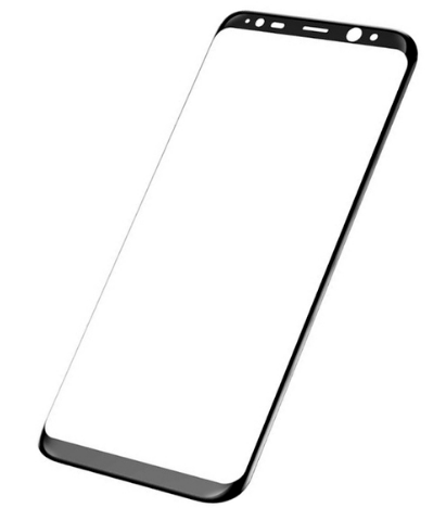 Glass-PRO для Samsung S8 Plus SM G955F, черное