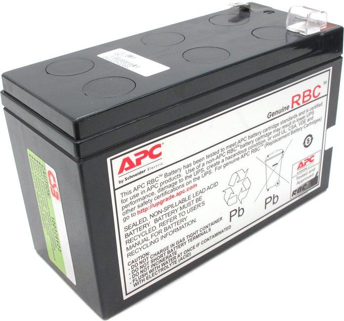 �������� �������������� ������� ������� �������������� APC APCRBC110 (12 �, 9��)