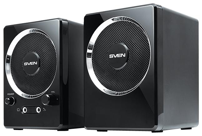 Компьютерная акустика Sven 247, черный