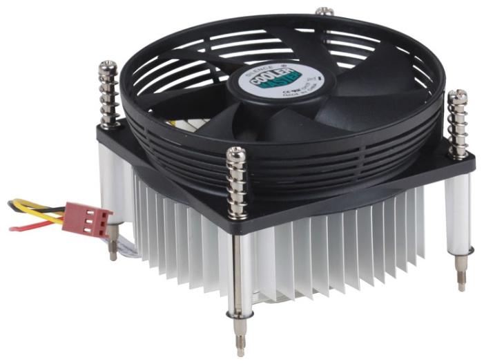 Кулер Cooler-Master Cooler Master DP6-9GDSB-PL-GP (Socket 1150/1155/1156)